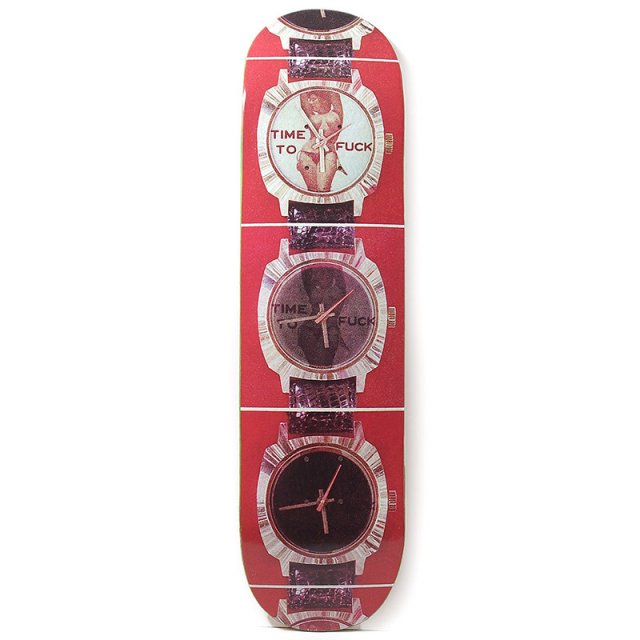 Fucking Awesome - What Time Is It Skatedeck