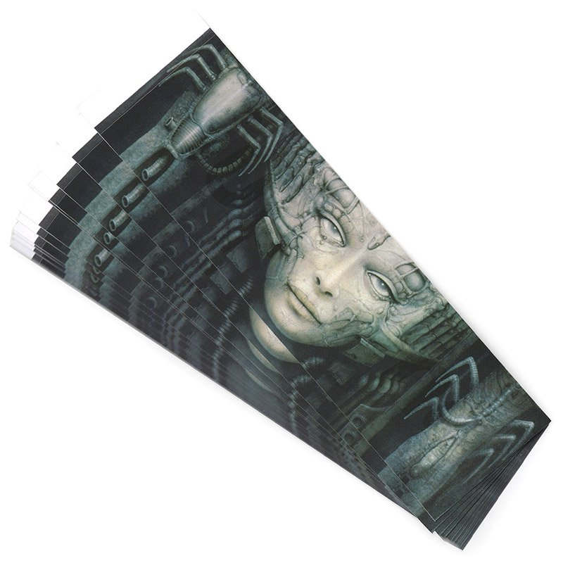 Supreme/H.R. Giger - Li II Box Logo Sticker