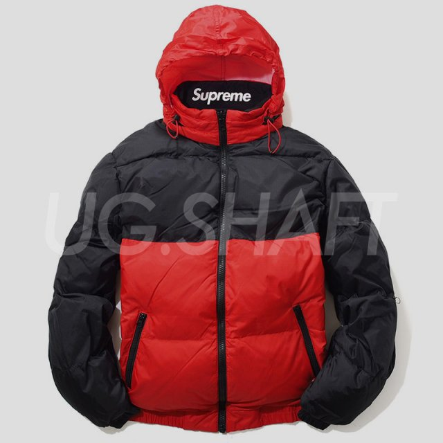 Supreme - Reversible Puffy Jacket