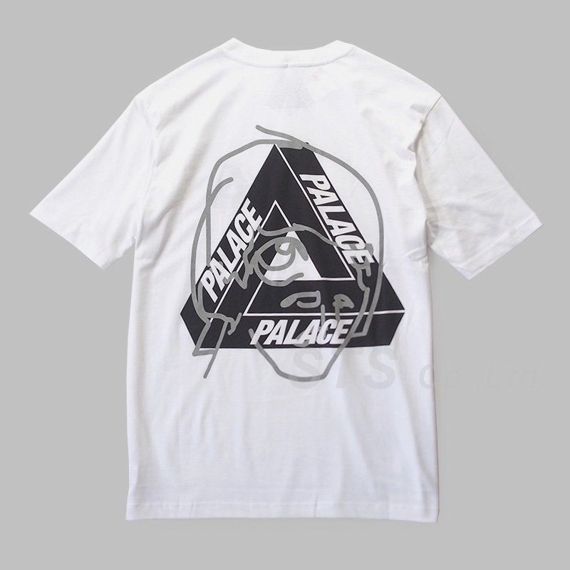 Palace Skateboards - Tri Face Tee