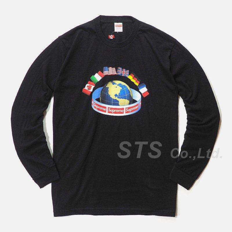 Supreme - Worldwide L/S Tee