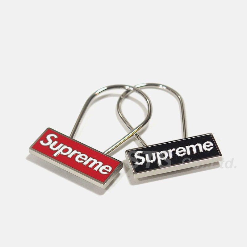 Supreme - Clip Keychain