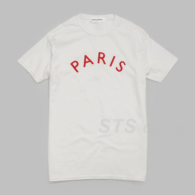 Bianca Chandon - Paris Embroidered Tee