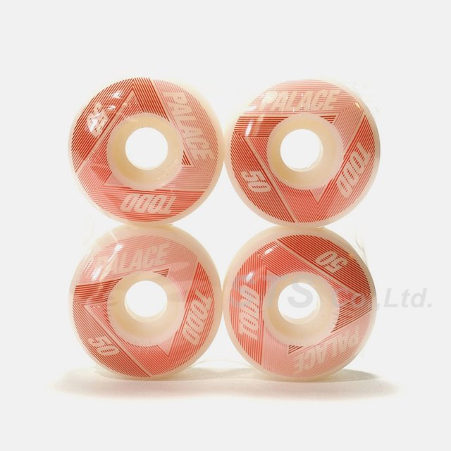 Palace Skateboards - Palace Todd 50mm Wheels