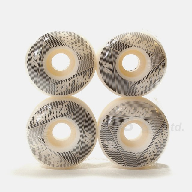 Palace Skateboards - Palace Team 54mm Wheels