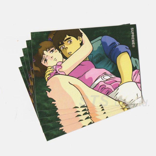 Supreme/Toshio Maeda - Date Sticker