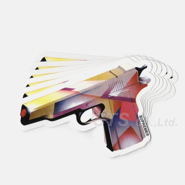 【Dead Stock】Supreme - Mendini Gun Sticker