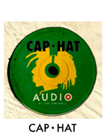 ルードギャラリーブラックレベル CAP・HAT