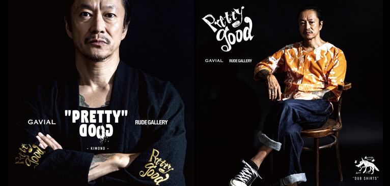GAVIAL×RUDE GALLERY