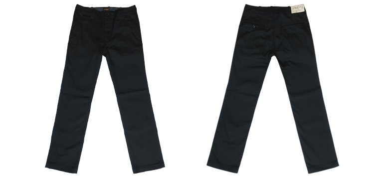 LOST CONTROL / T/C Trousers(BLK)