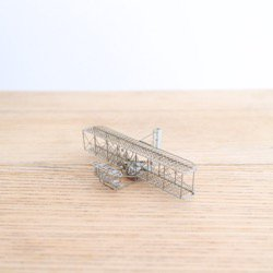 B101 _ Wright 1903 Flyer -nickel