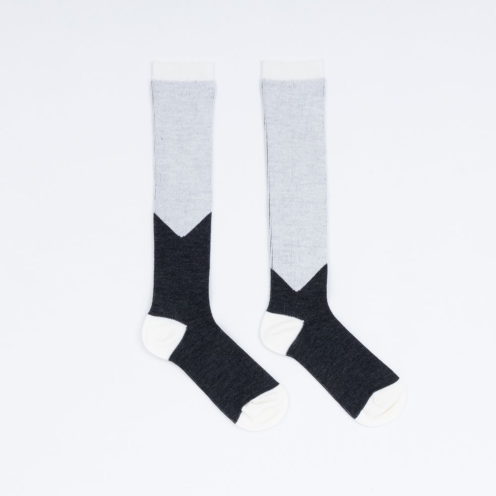FK-FT011SO / FTBSO_00 WH(high) × charcoal(low)