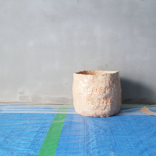 Lucky Rubbish / dust box