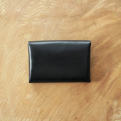 RICRAC CARD CASE / BLACK