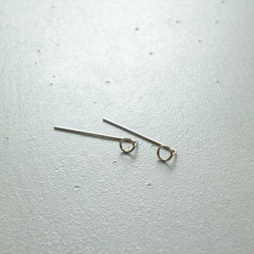 59_ARCH LINE EARRINGS AB_AL_E2