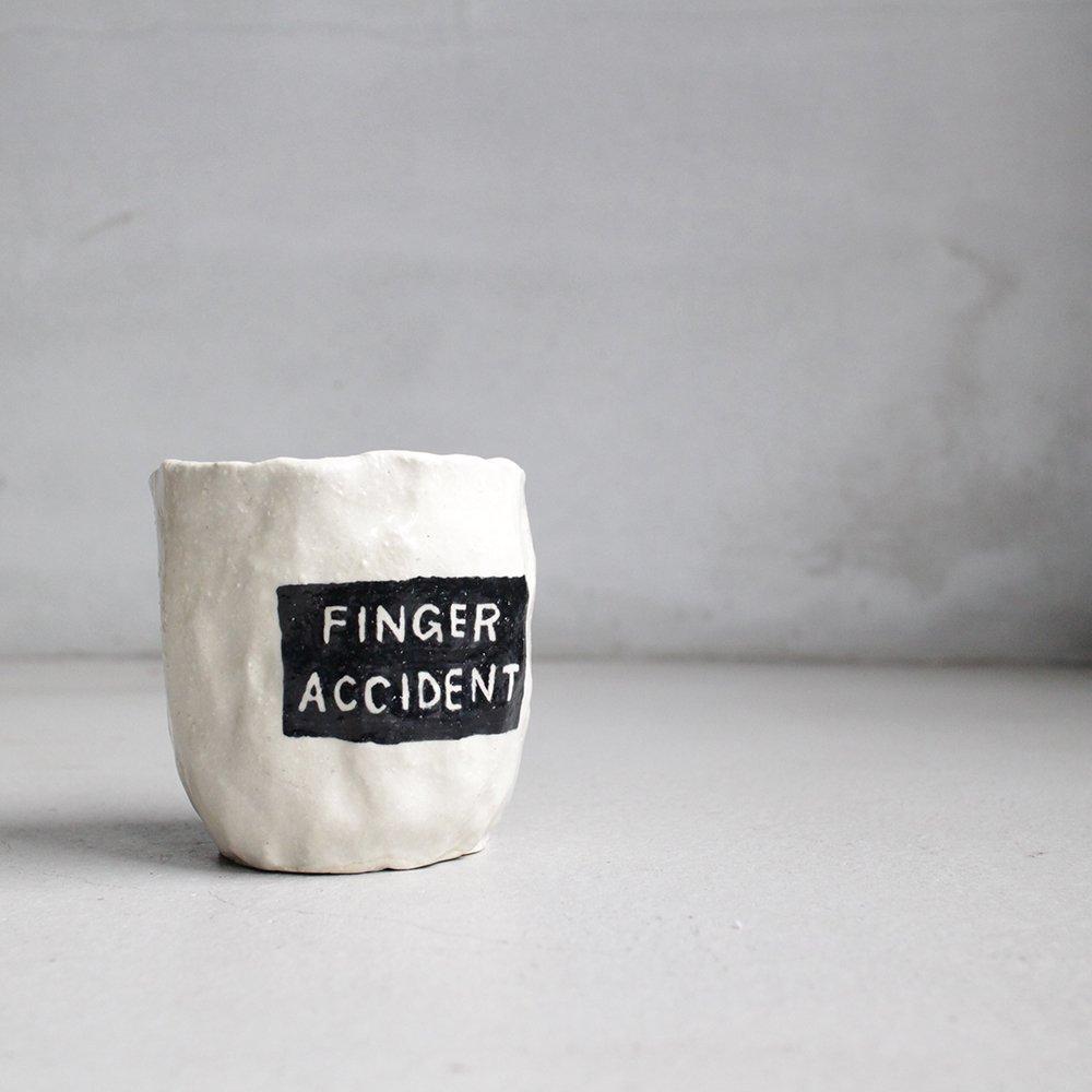Finger Accident / tumblr S