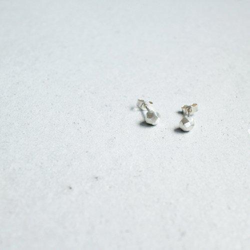 ROCKS EARRINGS / silver