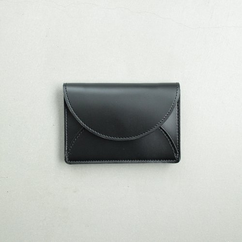 FOLD MINI WALLET / BLACK