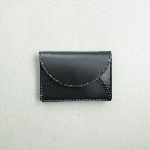 FOLD MINI WALLET / BLACK