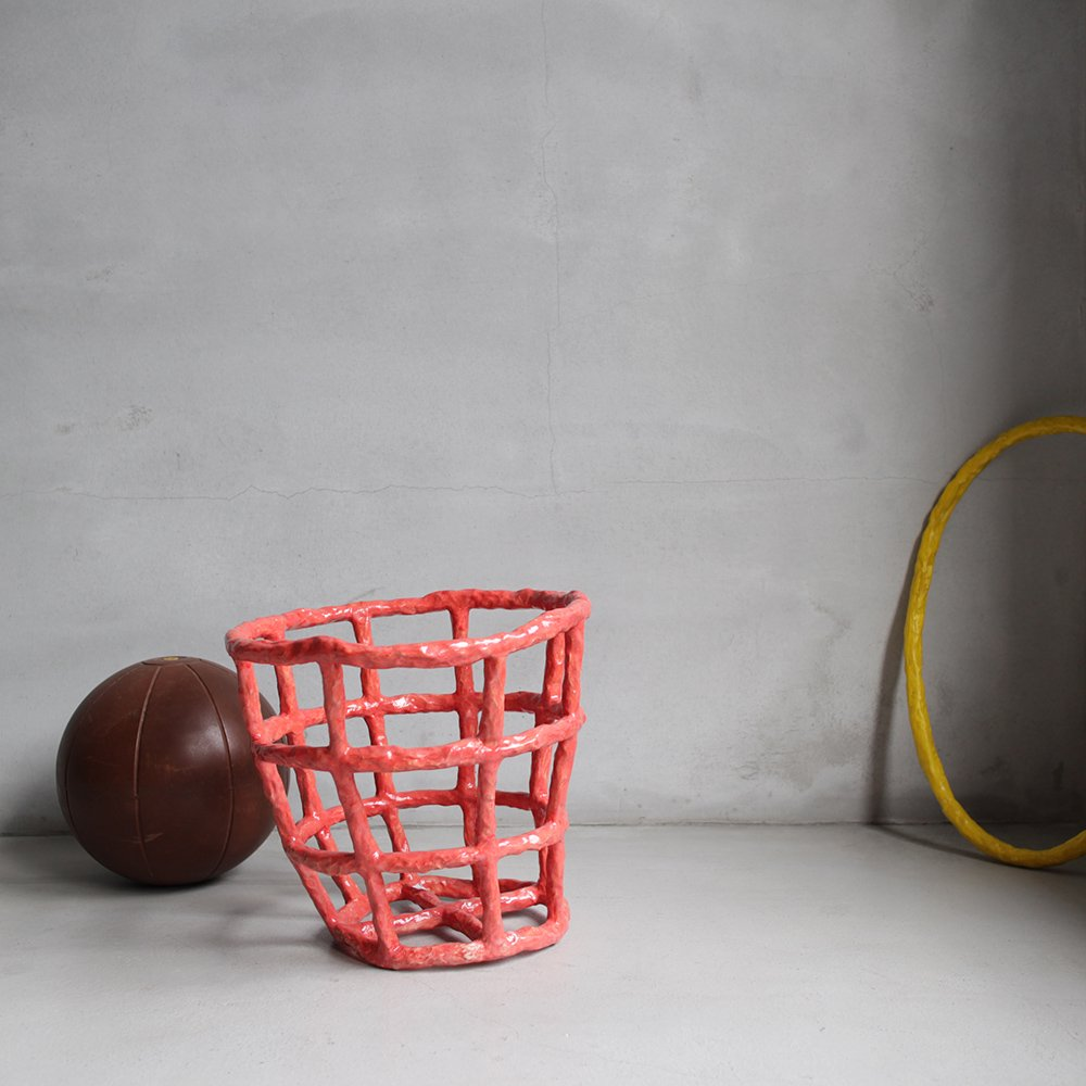 red / basket