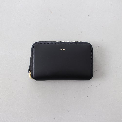 POP UP MINI WALLET / BLACK