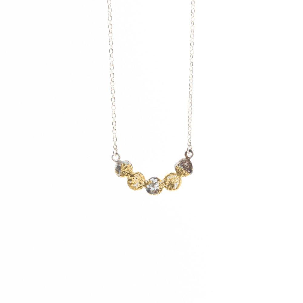 tenten link long necklace