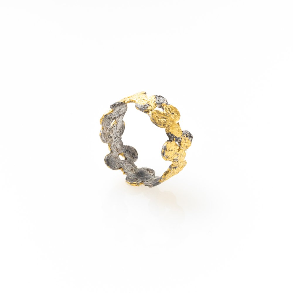 tenten monogram ring