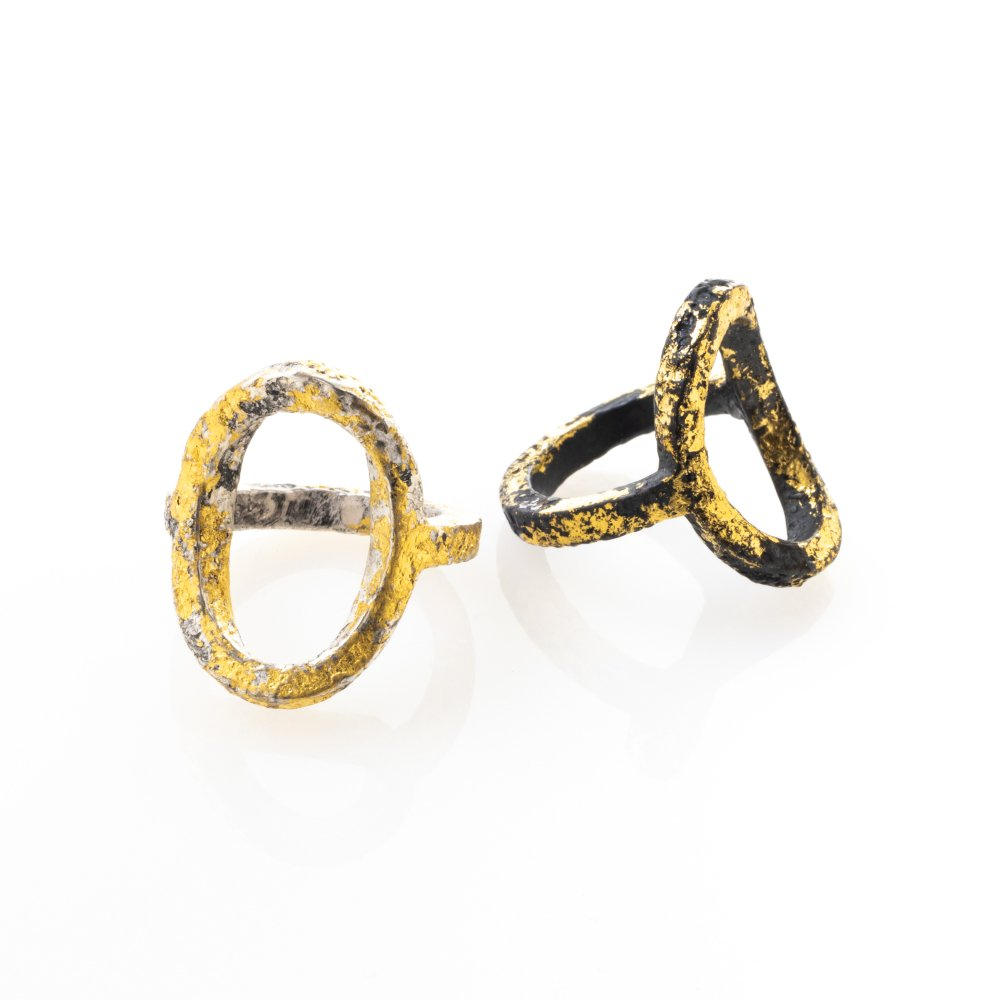 yubiwa ring SQ  gold