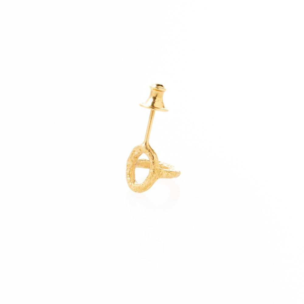 yubiwa baby ring pierce (1pcs) / gold
