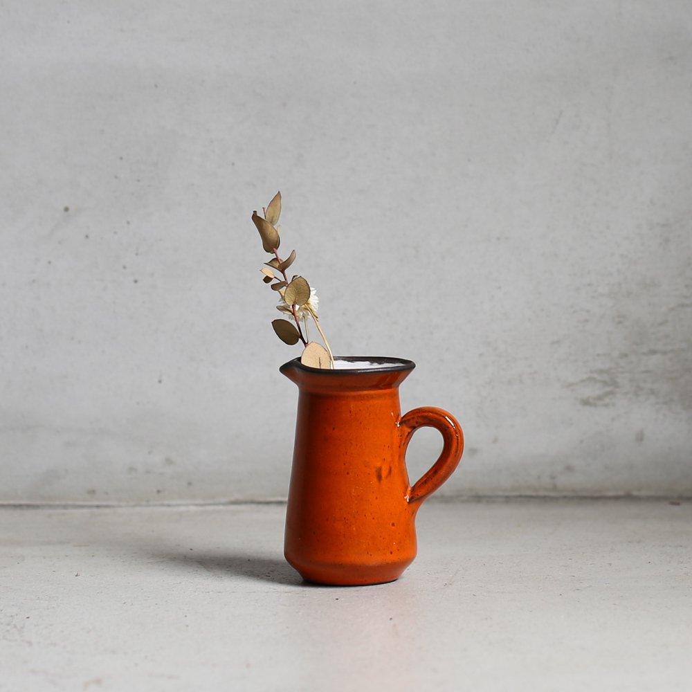 VASE / orange pot