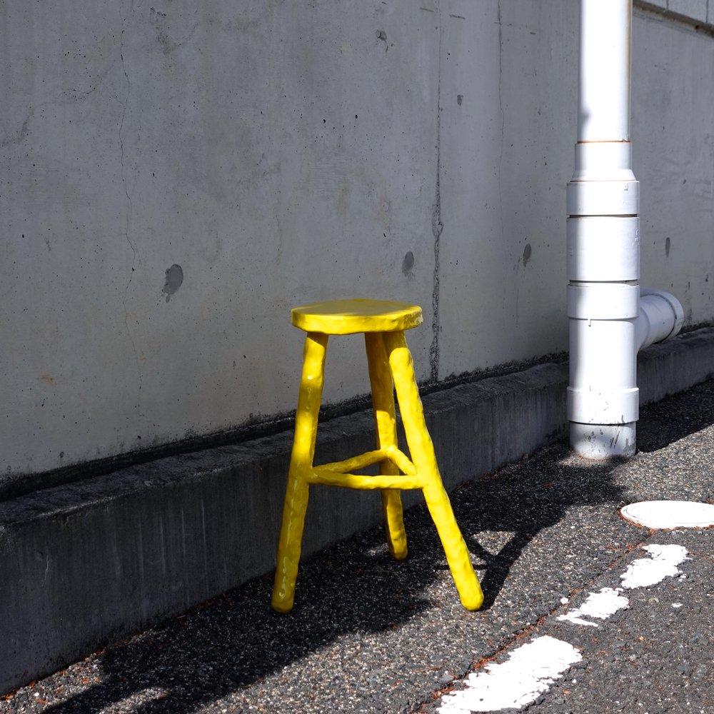 stool / YELLOW