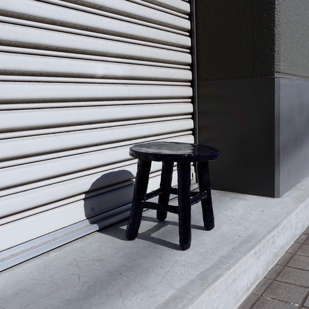 stool / BLACK