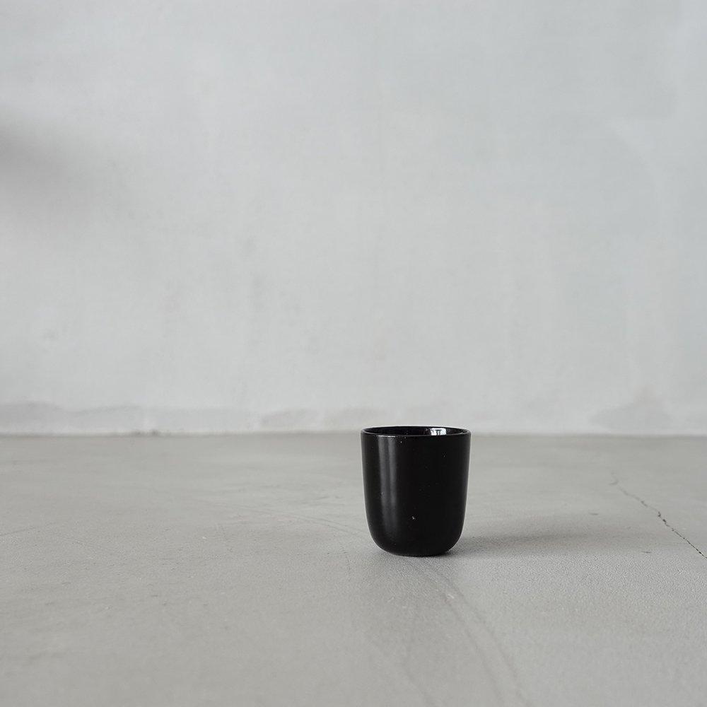 黒漆カップ