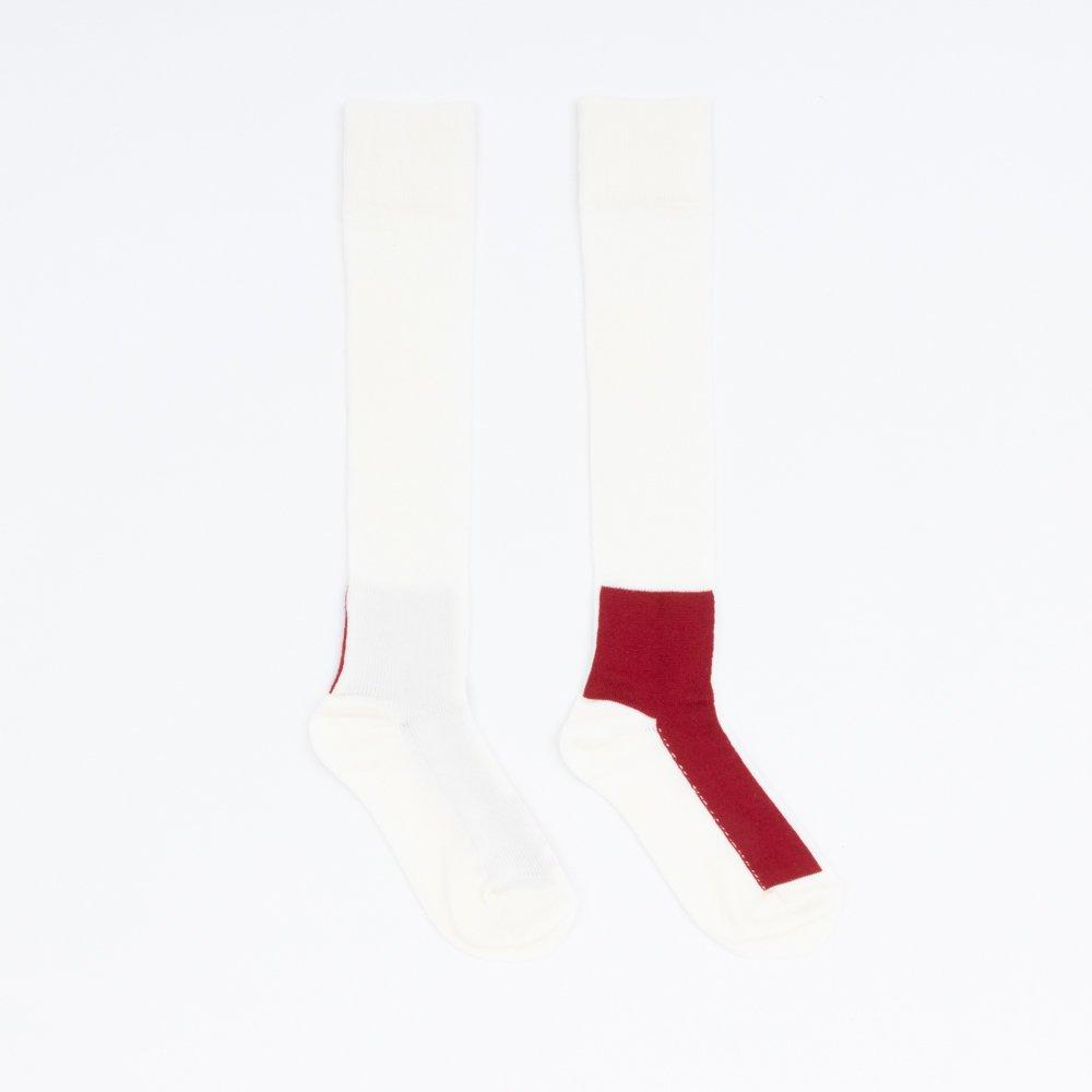 FA15042 / LANA02_01 Red(inner)×White