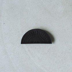 PROTRACTOR COIN CASE / ACC-PRO [BLACK]