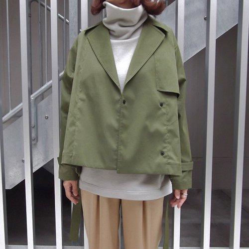 ショートトレンチジャケット|イメージ