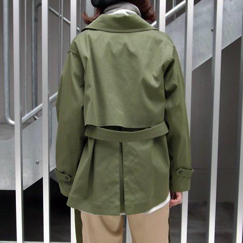 ショートトレンチジャケット|その他のイメージ3