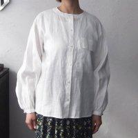 リネンビッグポケットシャツの画像