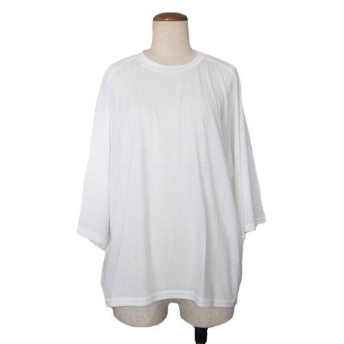 ワイドスリーブTシャツ イメージ
