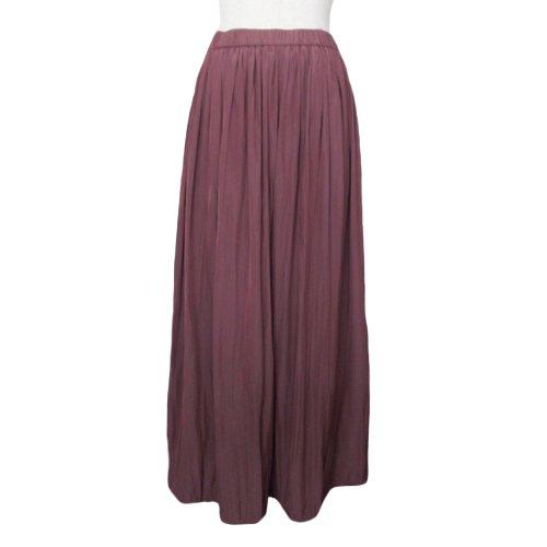 サテンスカートパンツ|イメージ