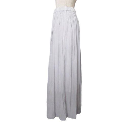サテンスカートパンツ|その他のイメージ1