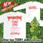 420rec tour TERRY JANE LongSleeve