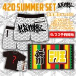<img class='new_mark_img1' src='https://img.shop-pro.jp/img/new/icons5.gif' style='border:none;display:inline;margin:0px;padding:0px;width:auto;' />420SUMMER SET(5個に1個は当たり!?)¥4,980