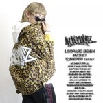 <img class='new_mark_img1' src='//img.shop-pro.jp/img/new/icons55.gif' style='border:none;display:inline;margin:0px;padding:0px;width:auto;' />420recordz LEOPARD DENIM JACKET 遂に入荷しました!!