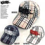 SPESIAL SNAP BACK CAP CHECK