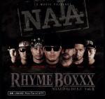 RHYME BOXXX vol.2 Mixed By DJ E.C