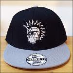 「TERRY THE AKI-06 ICON SNAPBACK CAP」BLACK×GRAY