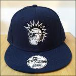 「TERRY THE AKI-06 ICON SNAPBACK CAP」NAVY