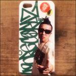 「iPhone5ケース TERRY THE AKI-06 フォトver.」