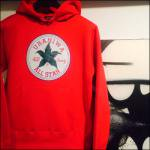 「URANIWA ALL STAR PARKA」 RED